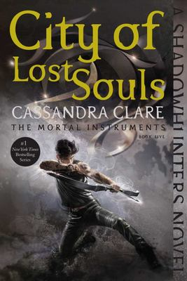 City of Lost Souls US edition