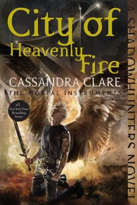 City of Heavenly Fire US edition