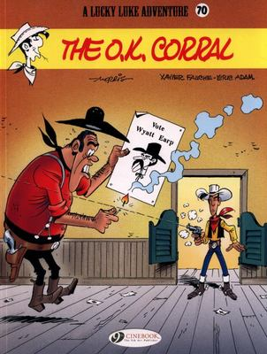 Lucky Luke Vol. 70: OK Corral