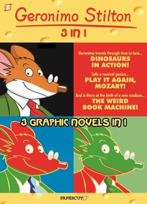 Geronimo Stilton 3-In-1 #3