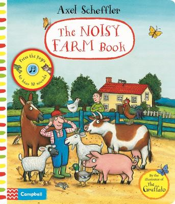 The Noisy Farm Book