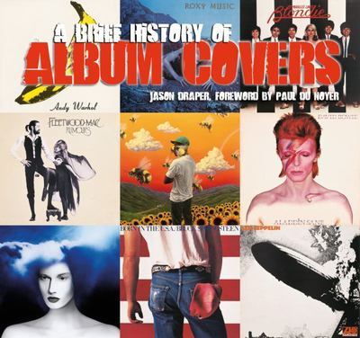 A Brief History of Album Covers (Updated)