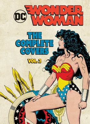 DC - Wonder Woman: The Complete Covers Vol. 2 (Mini Book)