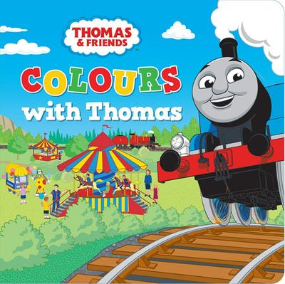 Colours with Thomas: Colours with Thomas