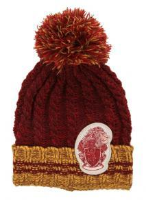 Gryffindor Heathered Pom Beanie - Harry Potter