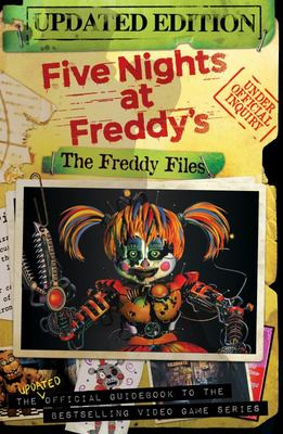 Freddy Files Updated Edition