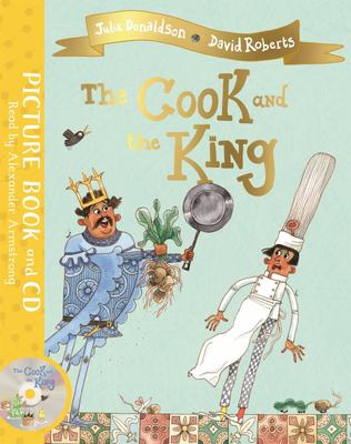 The Cook and the King (Book and CD Pack)