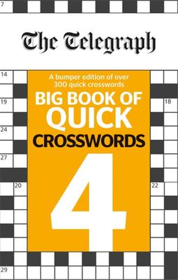 The Telegraph Book of Quick Crosswords