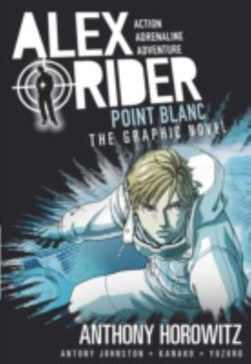 Point Blanc (Alex Rider Graphic #2)
