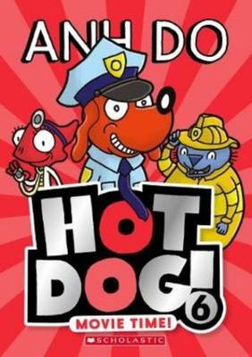Movie Time! (#6 Hotdog! )