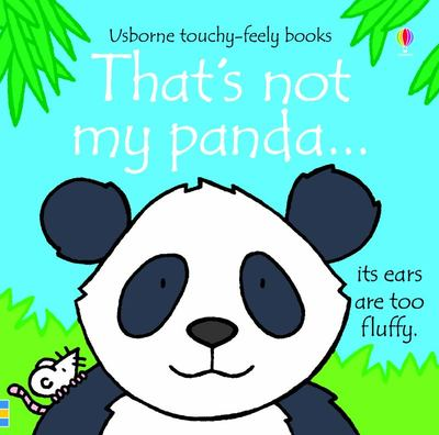 That's Not My Panda (Usborne Touchy-Feely)