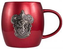 Gryffindor Metallic Crest Mug - Harry Potter