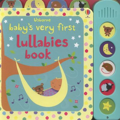 Lullabies Book (Baby's Very First)
