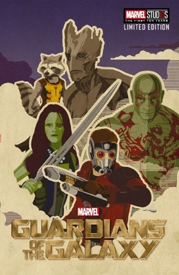 Marvel: Guardians of the Galaxy Movie Novel