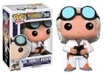 Dr Emmett Brown 50 Pop! - Back to the Future