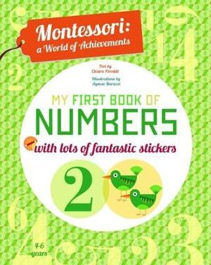 Montessori : My First Book of Numbers