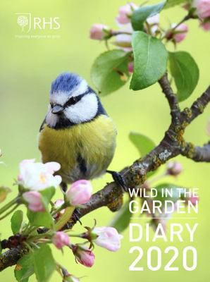RHS Royal Horticultural Society Wild in the Garden Diary 2020