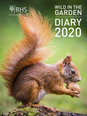 RHS Royal Horticultural Society Wild in the Garden Pocket Diary 2020