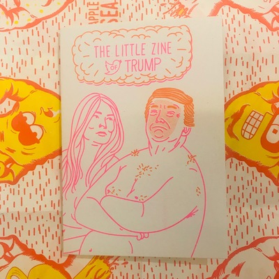 Carlos Patino Little Zines (various)