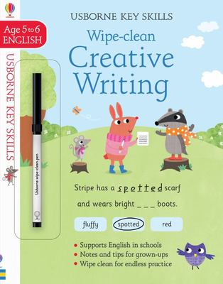 Creative Writing: English, Ages 5 to 6
