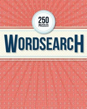 250 Puzzles Word Search
