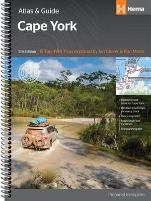 Cape York Atlas and Guide