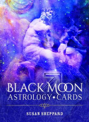 Ic: Black Moon Astrology Cards