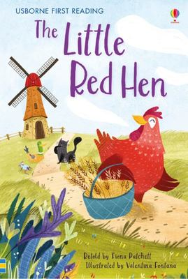 First Reading the Little Red Hen