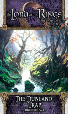 The Lord of the Rings Lcg - The Dunland Trap Adventure Pack