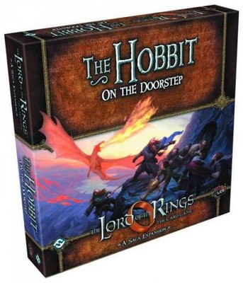 Lord of the Rings : The Hobbit on the Doorstep A Saga Expansion