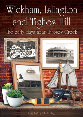 Wickham, Islington and Tighes Hill: The Early Days Near Throsby creek