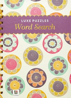 Luxe Puzzles Wordsearch 1