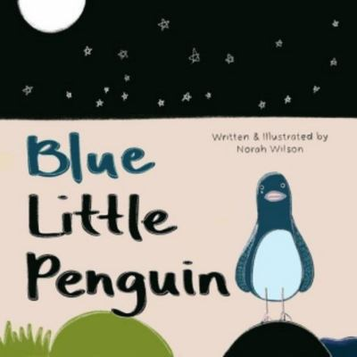 Blue Little Penguin