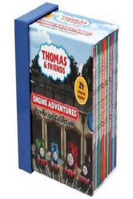 Thomas & Friends: Engine Adventures Favourites Collection 24 book collection