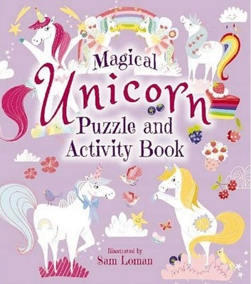 The Magical Unicorn Puzzle and Activity Book
