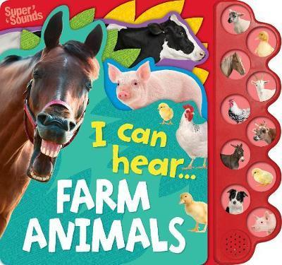 Farm Animals (I Can Hear)