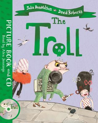 The Troll (Book and CD Pack)