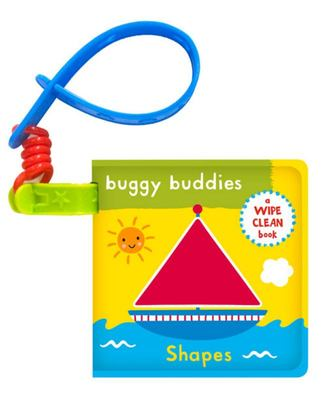 Wipe Clean Buggy Buddies: Shapes