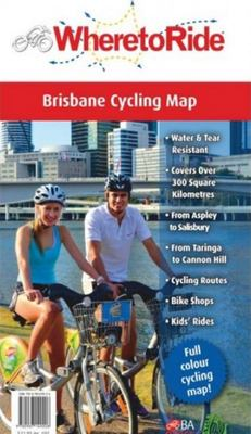 Brisbane Map (Where to Ride)