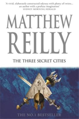 The Three Secret Cities (Jack West Jr #5)