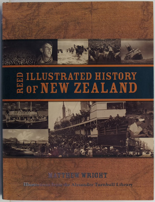 Reed Illustrated History of New Zealand