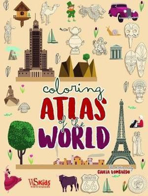 World Coloring Atlas