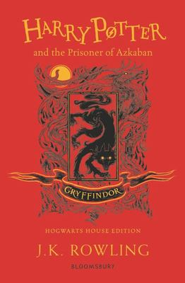 Harry Potter and the Prisoner of Azkaban (Gryffindor Edition PB)