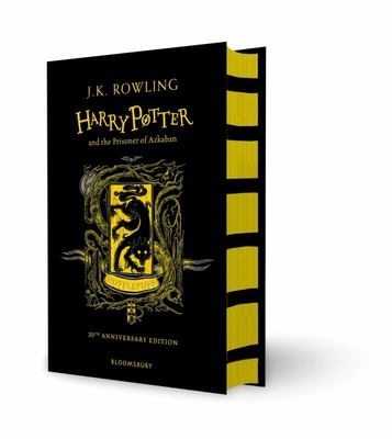 Harry Potter and the Prisoner of Azkaban (Hufflepuff Edition PB)