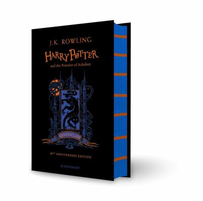 Harry Potter and the Prisoner of Azkaban (Ravenclaw Edition PB)