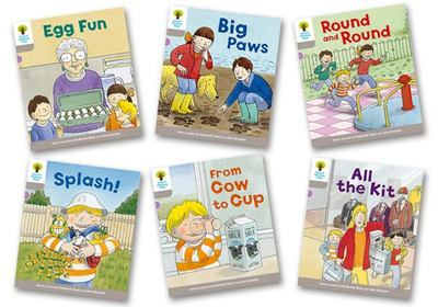 Biff Chip and Kipper Stories Level 1 Pack B