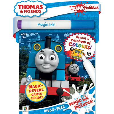 Thomas & Friends Magic Ink (Inkredibles)