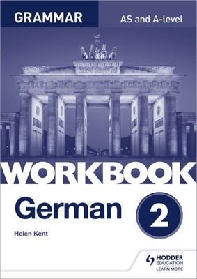 German a-Level Grammar Workbook 2