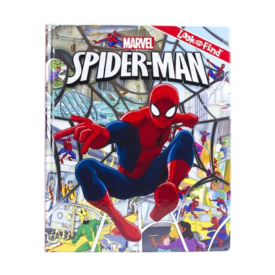 Spider-man Look and Find