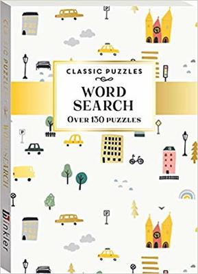 Classic Puzzles: Wordsearch 1